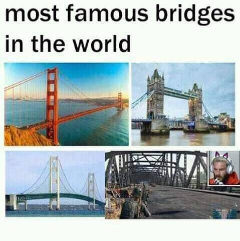 PUBG: Memes - THAT BRIDGE image 1