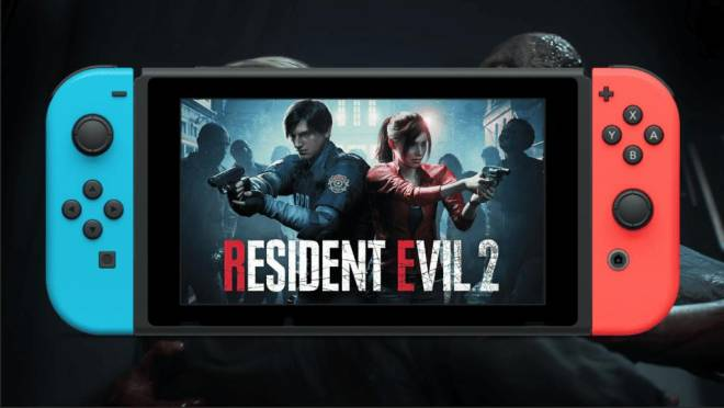 Resident Evil: General - Re2 for switch?  image 2