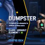 DUMPSTER (★)