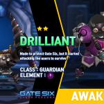 DRILLIANT (★★)