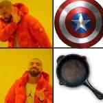 frying pan is the best