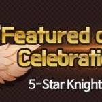 'Featured on Google Play' Celebration Giveaway! (5-Star Knight 'Aria')