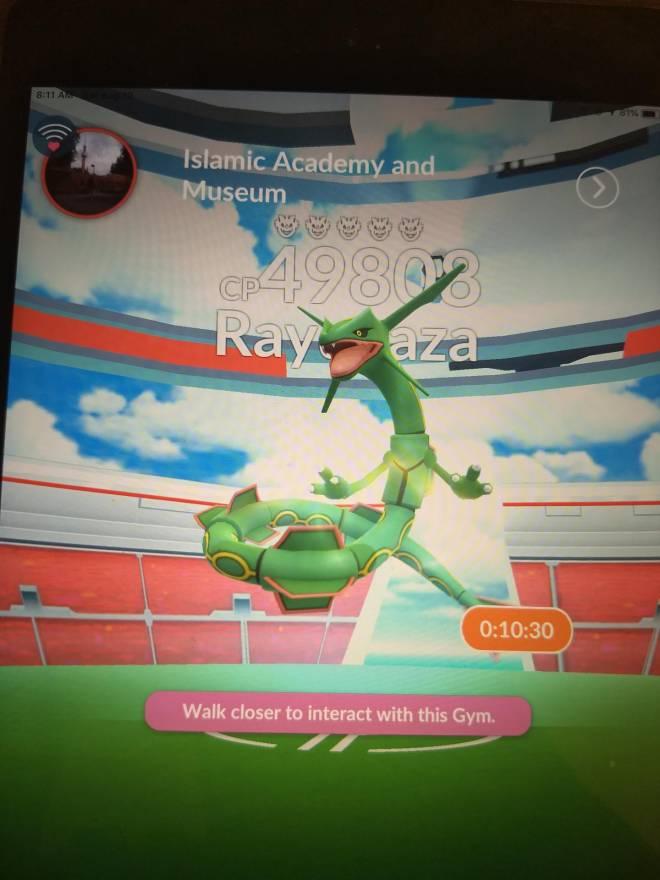 Pokemon: General - Always level 5 raids  image 1