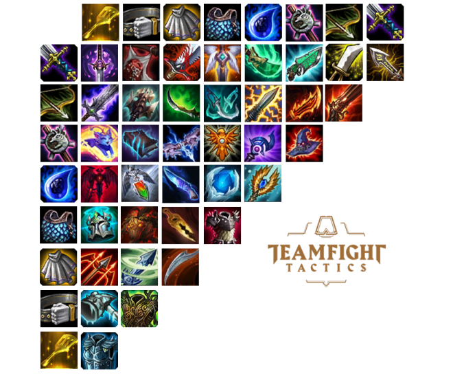 Teamfight Tactics: General - Which items STACK and which does NOT?  image 1