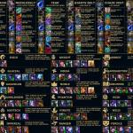 Comprehensive Cheat Sheet  (Patch 9.16)