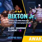 BIXTON Jr.