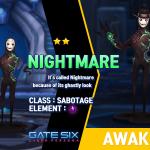 NIGHTMARE (★★)
