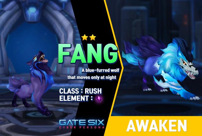 GATESIX: Unit introduce - FANG (★★) image 1