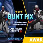 BUNT PIX (★★★)