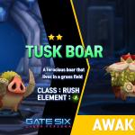 TUSK BOAR (★★)