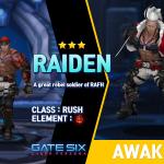 RAIDEN (★★★)