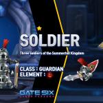 SOLDIER (★)