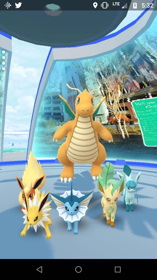 Pokemon: General - Local gym image 2