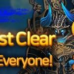 [Guild Raid Event] Claim the First Clear!