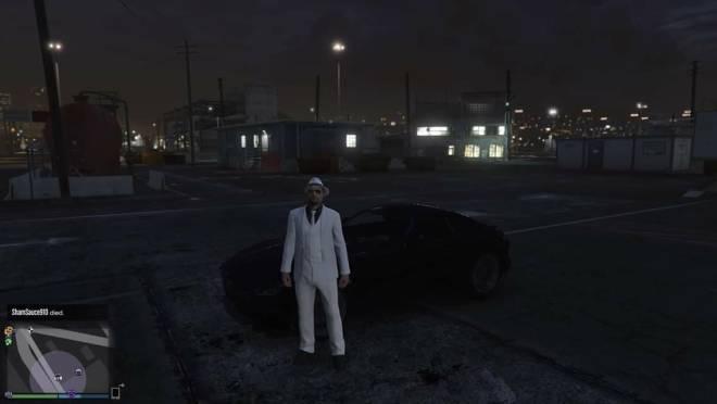 GTA: General - Podium car before image 1