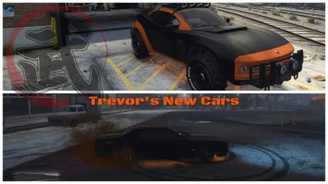 GTA: General - Trevs new toys!  image 1