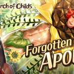 [In Search of Childs] Forgotten Apollo