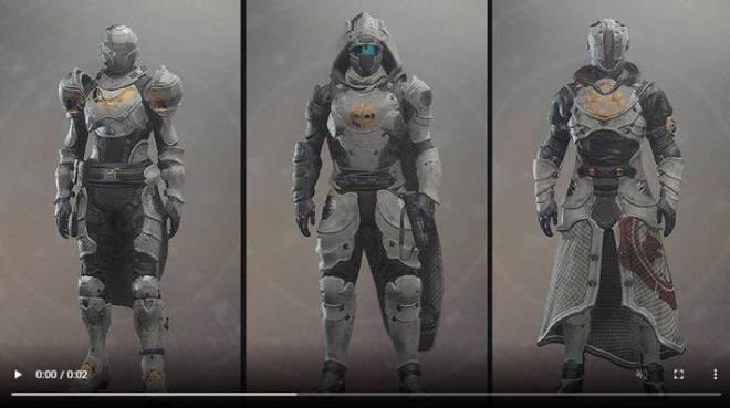 Destiny: General - SHADOWKEEP NEW ARMOR image 3