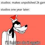 2K studios be like...