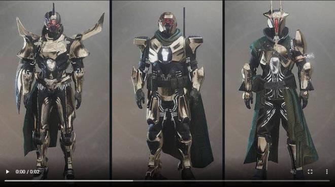 Destiny: General - SHADOWKEEP NEW ARMOR image 4