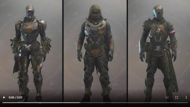 Destiny: General - SHADOWKEEP NEW ARMOR image 6