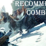 "Recommended Combo List: ""Great Swords"""