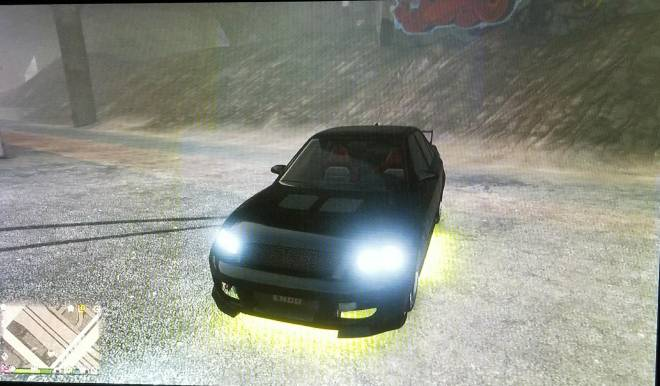 GTA: General - What do you guys think of my version of the Honda civic from fast and the furious? image 1