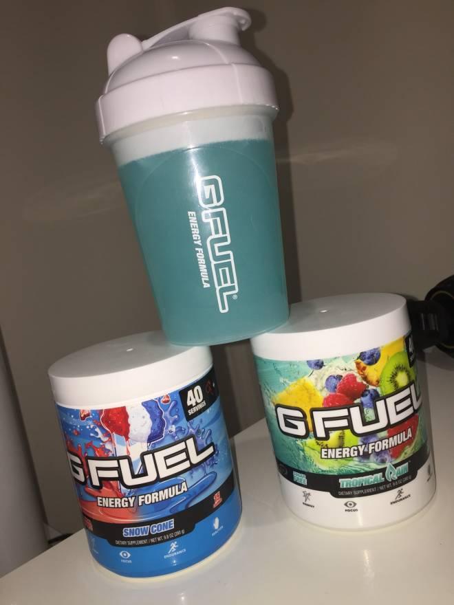 G Fuel: General - Best Flavor Combo image 2