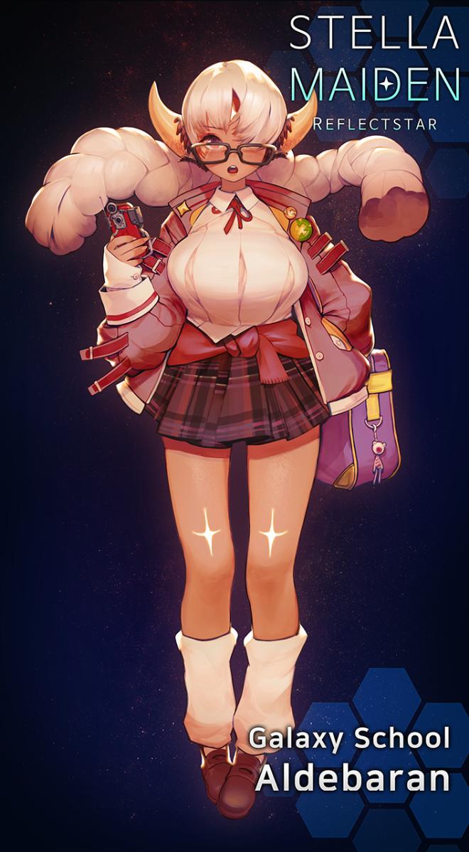 StellaMaiden: Notice - Galaxy School Coord costume image 3