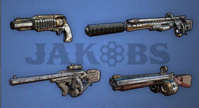 Borderlands: Awesome Items - Weapon manufacturers in Borderlands 3 - Part 2 (Hyperion, Jakobs, Maliwan) image 4