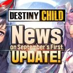 [Derring News] News on September's First Update