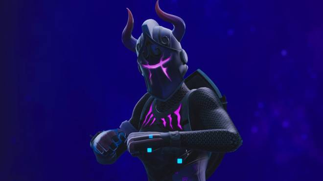 Fortnite: Battle Royale - Let the darkness consume you...😈💔✨(Dark Red Knight Showcase)  image 8