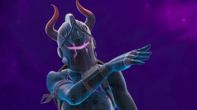Fortnite: Battle Royale - Let the darkness consume you...😈💔✨(Dark Red Knight Showcase)  image 15