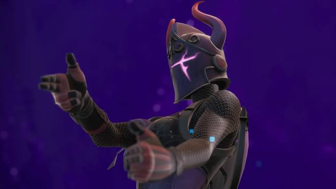 Fortnite: Battle Royale - Let the darkness consume you...😈💔✨(Dark Red Knight Showcase)  image 14