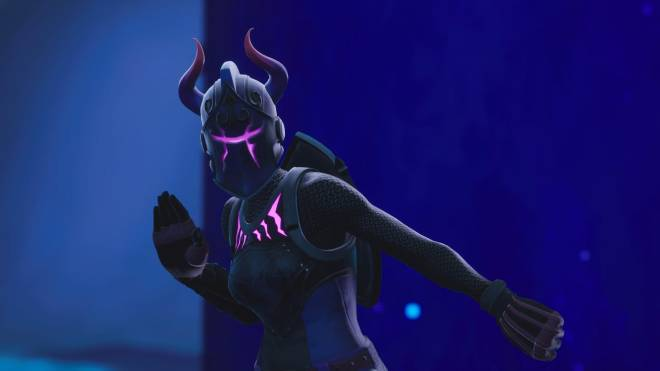 Fortnite: Battle Royale - Let the darkness consume you...😈💔✨(Dark Red Knight Showcase)  image 9