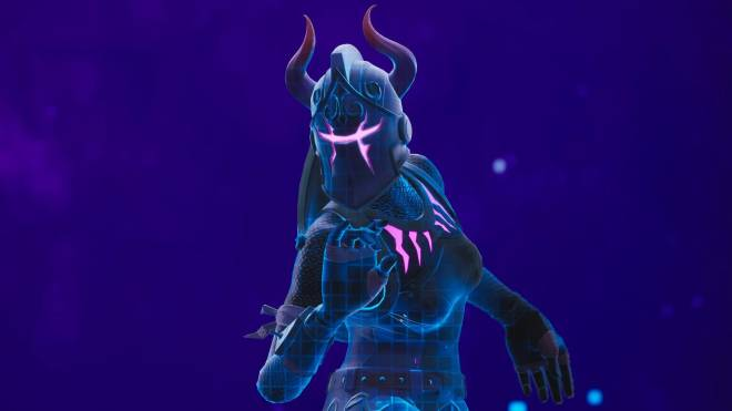 Fortnite: Battle Royale - Let the darkness consume you...😈💔✨(Dark Red Knight Showcase)  image 11