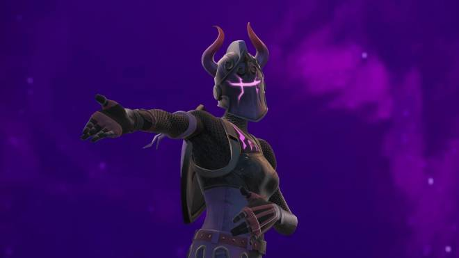 Fortnite: Battle Royale - Let the darkness consume you...😈💔✨(Dark Red Knight Showcase)  image 13