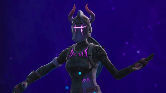 Fortnite: Battle Royale - Let the darkness consume you...😈💔✨(Dark Red Knight Showcase)  image 12