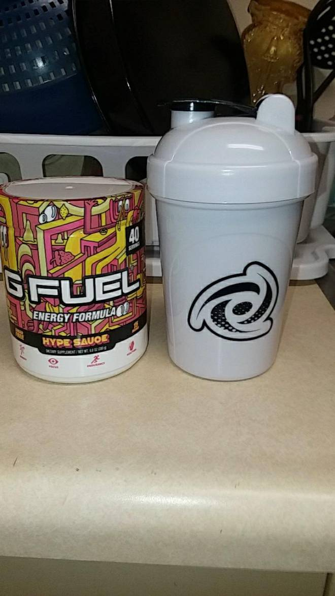 G Fuel: General - Hype Sauce!! image 4