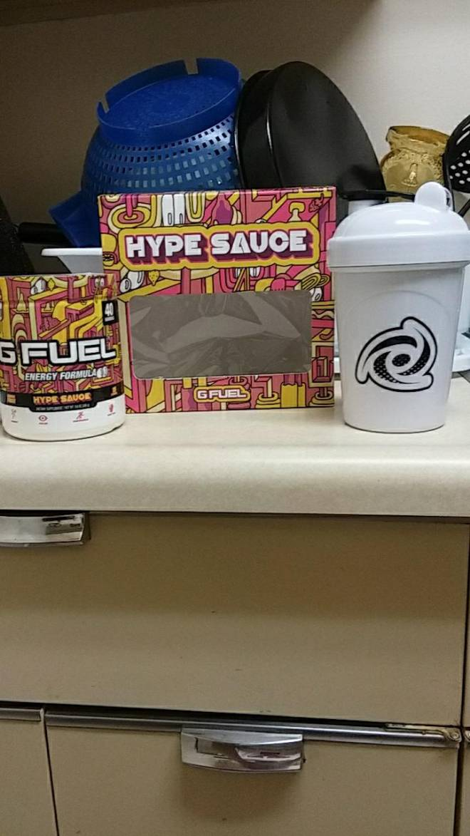 G Fuel: General - Hype Sauce!! image 5