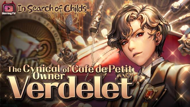 DESTINY CHILD: DC TUBE - [In Search of Childs] The Cynical Owner of Café de Petit, Verdelet image 1