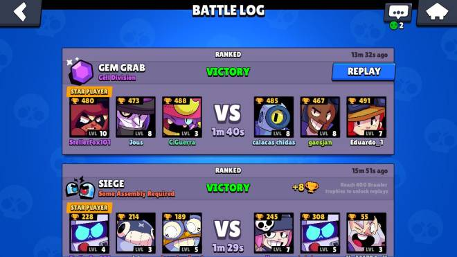 Brawl Stars: General - I went bot mode an th bot did the best. image 1
