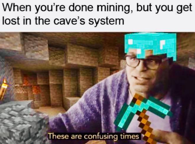 Minecraft: Memes - Help! image 1