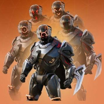 Fortnite: Battle Royale - Robot from SEASON 4 image 4