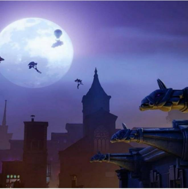 Fortnite: Battle Royale - Who is excited for bat man coming to fortnite? image 4