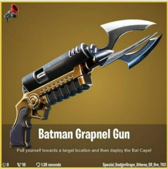 Fortnite: Battle Royale - Who is excited for bat man coming to fortnite? image 10