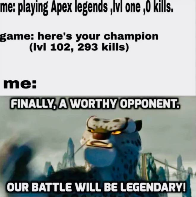 Apex Legends: Memes - This does put a smile on my face  image 1