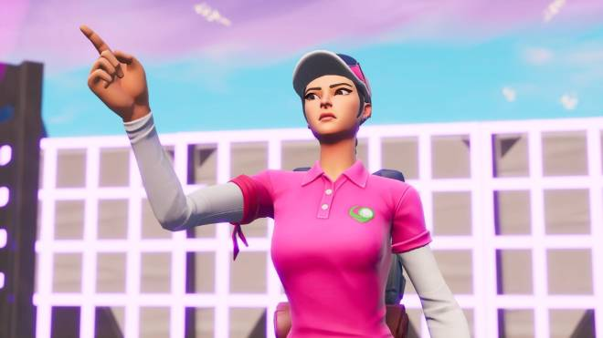 Fortnite: Battle Royale - Fore! (Birdie [with Bonesy] Showcase) ⛳💕✨ image 11