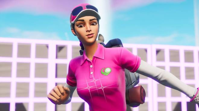Fortnite: Battle Royale - Fore! (Birdie [with Bonesy] Showcase) ⛳💕✨ image 8