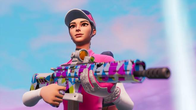 Fortnite: Battle Royale - Fore! (Birdie [with Bonesy] Showcase) ⛳💕✨ image 16